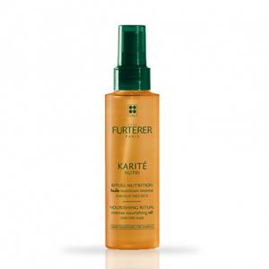 René Furterer Karité Nutri - Rituel Nutrition - Huile Nutrition Intense - 100 ml 3282770107548
