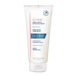 Ducray Ictyane - Crème Lavante Anti-Dessèchement Corps - 200 ml 3282770108040