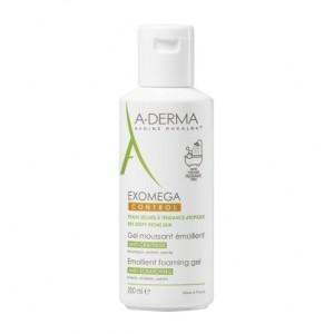 Aderma Exomega Control - Gel Moussant Emollient - 200 ml 3282770110210