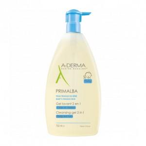 Aderma Primalba - Gel lavant 2 en 1 - 750 ml 3282770114577