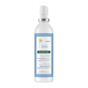 Klorane Bébé Spray Change Eryteal 3 en 1 - 75 ml 3282770200058