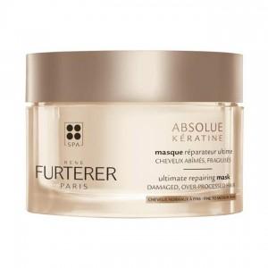 Furterer René Absolue Kératine - Masque Réparateur Ultime - Cheveux Normaux à fins - 200 ml 3282770202687
