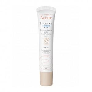 Avène Hydrance BB-Riche - Crème Hydratante Teintée Légère SPF30 - 40 ml