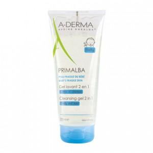 Aderma Primalba - Gel lavant 2 en 1 - 200 ml 3282779410168