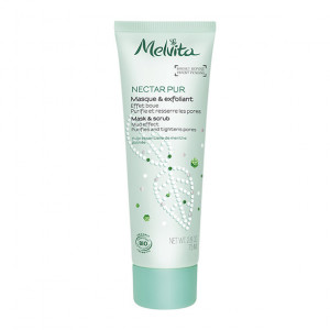 Melvita Nectar Pur - Masque & Exfoliant - 75 ml 3284410042103