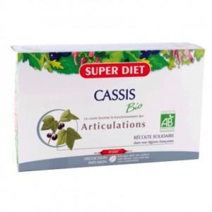 Cassis Bio 20 Ampoules