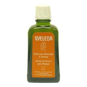 Huile de Massage à l'Arnica - 50 ml - WELEDA - 3596206227794