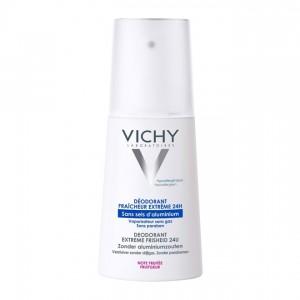 Vichy Déodorant Spray Fraîcheur Extrême 100 ml 3337871310783