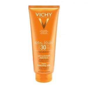 Vichy Capital Idéal Soleil - Lait Hydratant Fraîcheur SPF30 - 300 ml 3337871321826