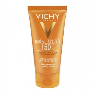 Vichy Capital Idéal Soleil - Crème Onctueuse Perfectrice de Peau SPF50+ - 50 ml  3337871324445