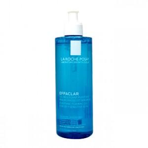 La Roche Posay Effaclar - Gel Moussant Purifiant - 400 ml Peaux grasses et sensibles Respecte les peaux sensibles 3337872411991