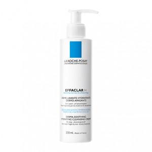 La Roche Posay Effaclar H - Crème Lavante Hydratante Dermo - Apaisante 200 ml Pour les peaux fragilisées par les traitements desséchants 3337875398961