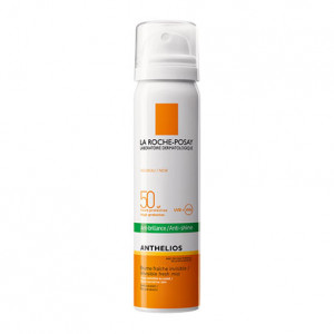 La Roche Posay Anthelios - Anti-Brillance - Brume Fraîche Invisible SPF50 - 75 ml 3337875549530