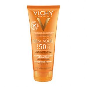 Vichy Capital Idéal Soleil - Lait Hydratant Fraîcheur SPF50+  - 100 ml 3337875559485