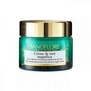 Sanoflore Crème de Nuit Magnifica - 50 ml 3337875594752