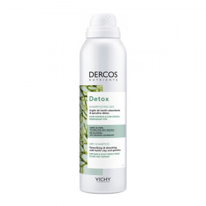 Vichy Dercos Nutrients - Detox - Shampooing Sec - 150 ml 3337875595643