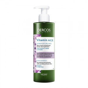 Vichy Dercos Nutrients - Shampooing Brillance Vitamin A.C.E - 250 ml 3337875595674
