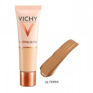 Vichy Minéralblend - Fond de Teint Hydratant - 15 TERRA - 30 ml 3337875641951