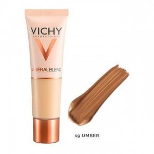 Vichy Minéralblend - Fond de Teint Hydratant - 19 UMBER - 30 ml 3337875651752