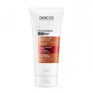 Vichy Dercos Technique - Kera-Solutions - Masque 2 Min. Réparateur - 200 ml 3337875673914