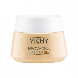 Vichy Neovadiol Magistral - Soin Densifiant et Relipidant Nuit - 50 ml 3337875708906