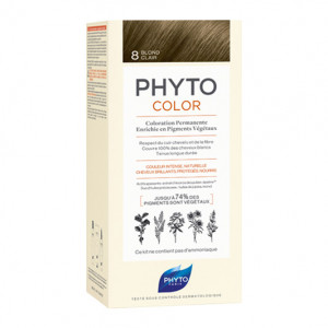 Phyto Phytocolor 8 Blond Clair 3338221002440