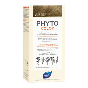 Phyto Phytocolor 8.3 Blond Clair Doré 3338221002440