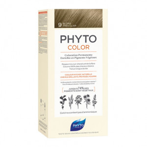 Phyto Phytocolor - 9 Blond Très Clair 3338221002488