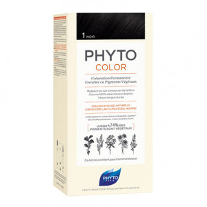 Phyto Phytocolor - 1 Noir 3338221002501
