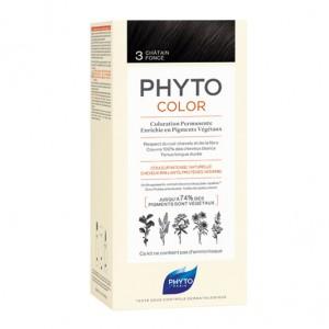 Phyto Phytocolor - 3 Châtain Foncé 3338221002525