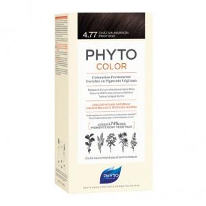 Phyto Phytocolor - 4.77 Châtain Marron Profond 3338221002563