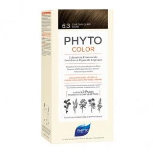 Phyto Phytocolor - 5.3 Châtain Clair Doré 3338221002600