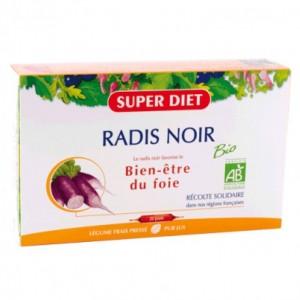 Radis Noir bio - 20 Ampoules