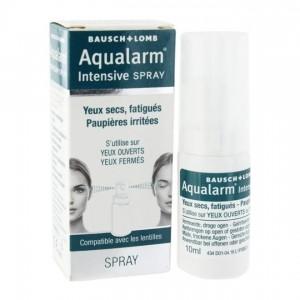 Bausch + Lomb Aqualarm - Intensive Spray - 10 ml 3401060060701