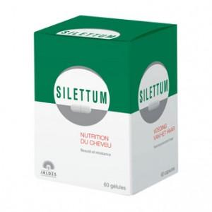 Jaldès Silettum - 60 Gélules Nutrition du cheveu 3401270774198