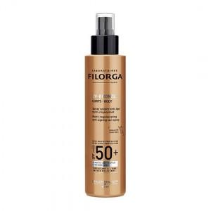 Filorga UV-Bronze - Spray Solaire Anti-Âge Nutri-Régénérant SPF50+  -150 ml 3401360180666