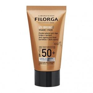 Filorga UV-Bronze - Fluide Solaire Anti-Âge SPF50+ - 40 ml 3401360245761