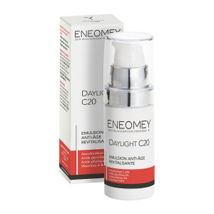 Eneomey Daylight C20 - 30 ml Émulsion anti-âge, antioxydante Sans paraben