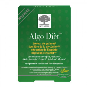 New Nordic Algo Dièt - 90 Comprimés 3401548184189