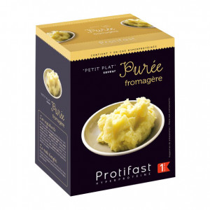 Protifast Phase 1 - Purée Fromagère - 7 sachets 3401548329962
