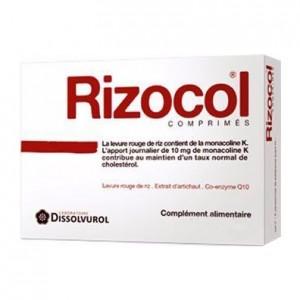 Dissolvurol Rizocol - 90 Comprimés 3401553541687