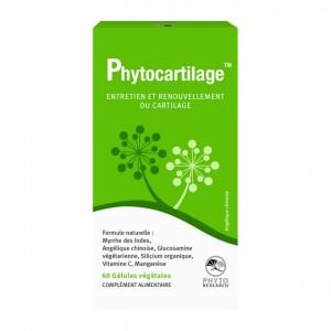 Phyto Research Phytocartilage - 60 Gélules Végétales