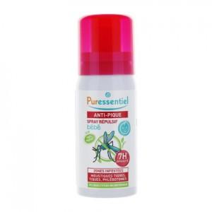 Puressentiel Anti-Pique - Spray Répulsif Bébé - 60 ml 3401560265729
