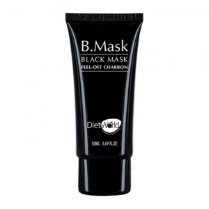 Diet World B.Mask Black Mask Peel-Off Charbon - 50 ml 3401579510407