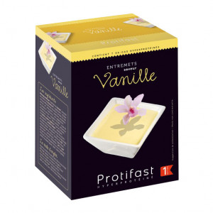 Phase 1 - Entremets Vanille - 7 sachets