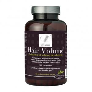 Hair Volume New Nordic, 180 Comprimés - Hyperparapharmacie en ligne 3401597709753