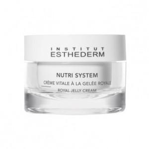 Esthederm Nutri System - Crème Vitale à la Gelée Royale - 50 ml 3461020009416