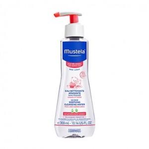 Mustela Eau Nettoyante Apaisante Sans Rinçage - 300 ml 3504105029920