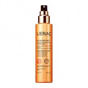 Lierac Sunissime - Lait Protecteur Énergisant Anti-Âge Global SPF50 - 150 ml 3508240000943