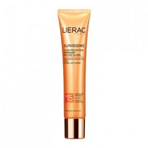 Lierac Sunissime - Fluide Protecteur Énergisant Anti-Âge Global SPF15 - 40 ml 3508240002022